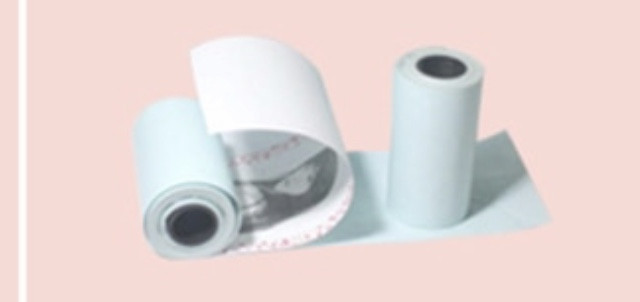 Thermal Stickers til trådløs printer 1 rulle