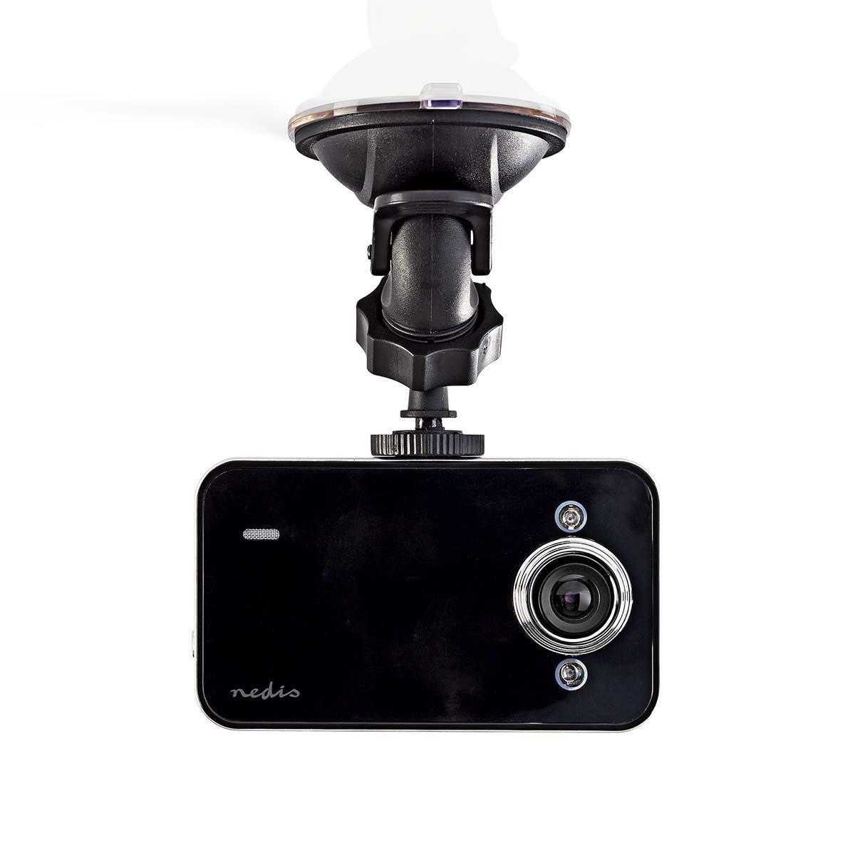 "Bilkamera | HD 720p | 2.4"" | 60° synsvinkel"