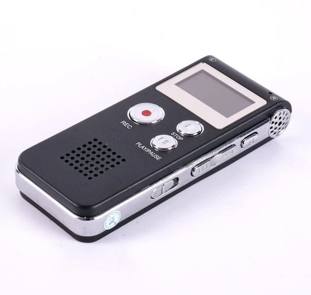 Digital Audio Recorder 8 GB