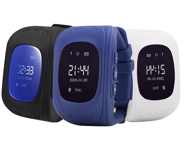 Smart GPS børne ur.