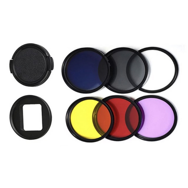 GoPro 5 Filter set 52mm.