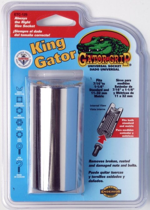 King Gator Grip 11-32 mm