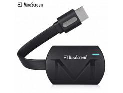 Mirascreen trådløs skærmdeling til smartphone.