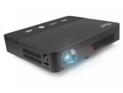 Luksus DLP Pico HD projektor Android,WIFI,Bluetooth. Inklusiv 20 W Bluetooth HIFI højtaler Værdi 995 kr.