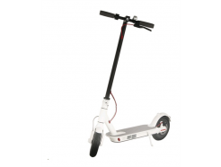 Electric Scooter, max 25km/h, 250W motor, white
