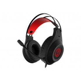 Ozone Rage X60 Kabling Sort Headset