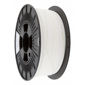 PrimaValue PLA filament for 3D printers, 1.75mm, 1kg spool, cirka 335 meter, white