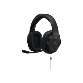 Logitech Gaming Headset G433 Kabling Sort Headset