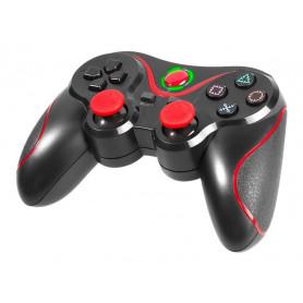 Tracer FOX - Gamepad Bluetooth - rød - for Sony PlayStation 3