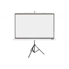 "Projektionsskærm med trebenet stativ - 82.5"" (210 cm) - 16:10 - hvid"