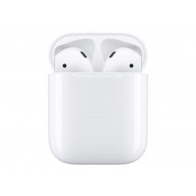 Apple AirPods Charging Case Trådløs Hvid Ægte trådløse øretelefoner