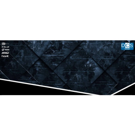 Product TypeMouse pad Product MaterialRubber, cloth Width70 cm Depth30 cm Height0.3 cm