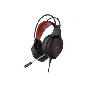 Havit Gaming headset Black+Red