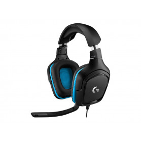 Logitech Gaming Headset G432 Kabling Sort Headset
