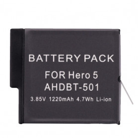 Batteri til GoPro hero 5