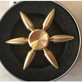 Fidget Spinner Bullet metal