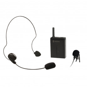 Trådløs Mikrofon 863 - 865 Mhz