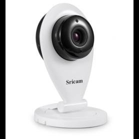 Overvågnings kamera med wifi til app på smartphone