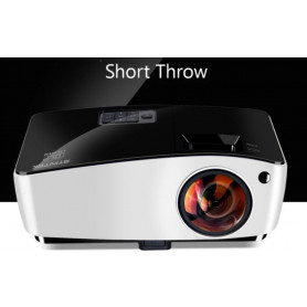 Short Throw Projektor. High end model. 20000 lumens