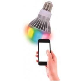 Ultron Save-E RGB LED-lampe, E27