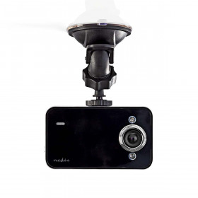 "Bilkamera | HD 720p | 2.4"" | 60° synsvinkel."