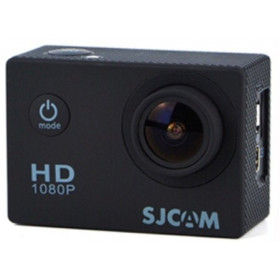 SJCAM sj4000  Med Cmos sensor og 12mp foto og LCD display.