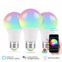 WIFI smart pære 10 W (ca 80w effekt)