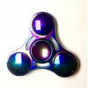Fidget Spinner rainbow metal.
