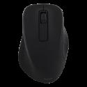 DELTACO trådløs optisk mus 2,4 GHz sort