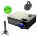 LED HD Projektor 5000 lumens. Inklusiv Loftophæng og Google Chromecast